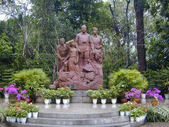 Sipsongpanna Botanical Garden, Chinese Academy of Sciences: 20081218170029338