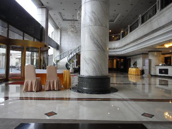 Xikang Hotel: 大堂3