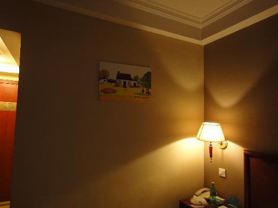 GreenTree Inn Luoyang Peony Square Business Hotel: 很温馨