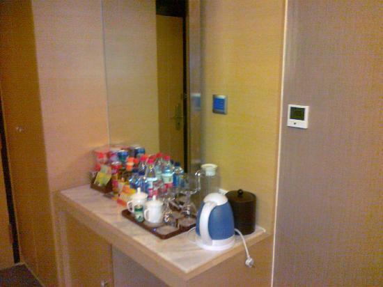 Elegance Hotel: 很多小商品