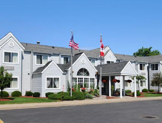 CenterWay Hotel: 024906A