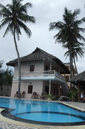 Hai Yen Family Resort: 我们住的房间