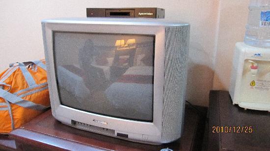 Hongdu Hotel: 电视机