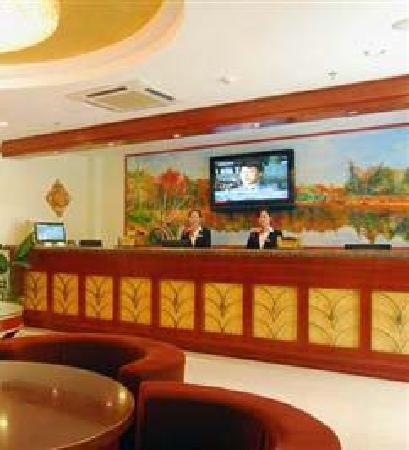 Yifang Hotel: 大堂