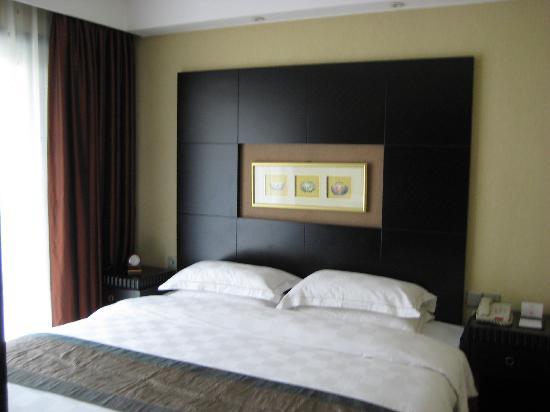Palm Beach Resort Shanghai: 政要套房的大床房