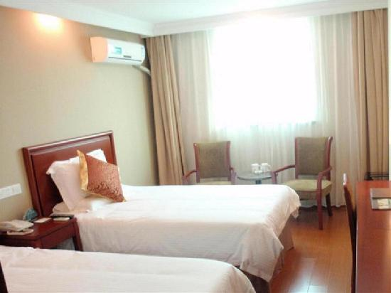 GreenTree Inn Xuzhou Train Station Business Hotel