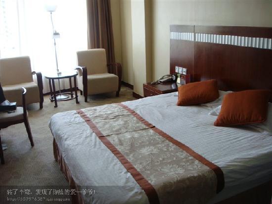 Hubin Bu Bu Gao Hotel : 房内照片