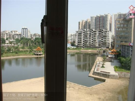 Hubin Bu Bu Gao Hotel : 房间外景