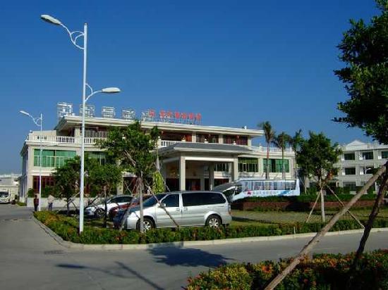 Longxing Laiman Haijing Holiday Hotel: 酒店大堂