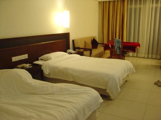 Baosheng Seaview Hotel: 三亚宝盛海景酒店-房间1