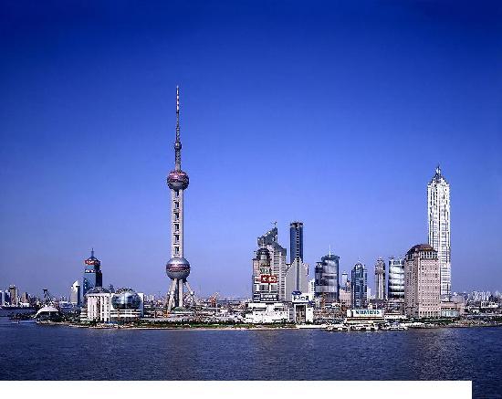 Shanghai, China: 东方明珠