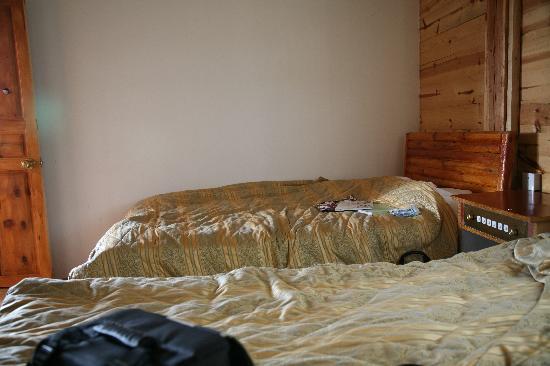 Caohai Love Hotel : 我们的房间