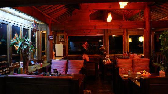 Mujiayuan Inn: 客栈休息室