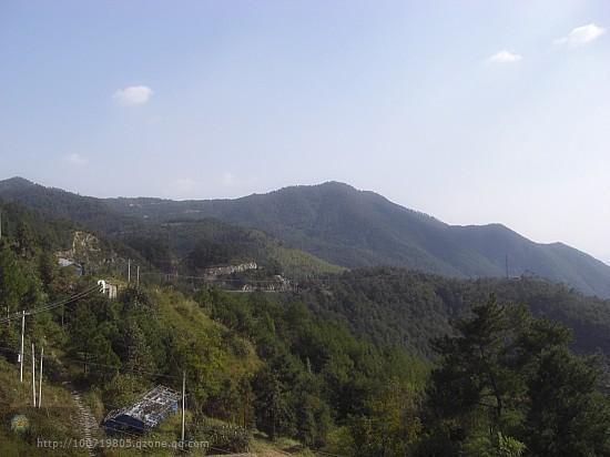 Mt. Tiantai Scenic Area