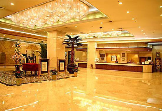 Dahe Jinjiang Hotel: 大堂