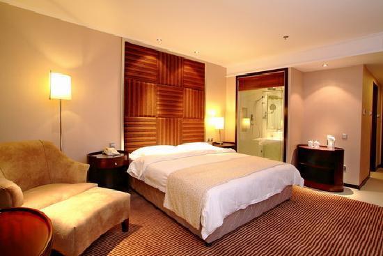 Dahe Jinjiang Hotel: 大床房