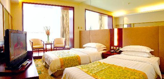 Hongxiang Hotel: 高级标准双人间
