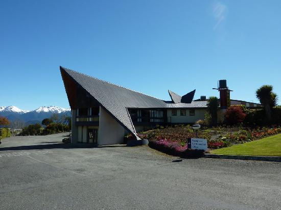 Fiordland Hotel/Motel: 酒店外观
