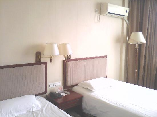 Jiu Gong Hotel: 房间局部(1)