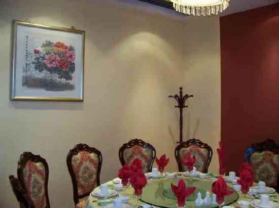 Sandu County, Chine : 餐厅