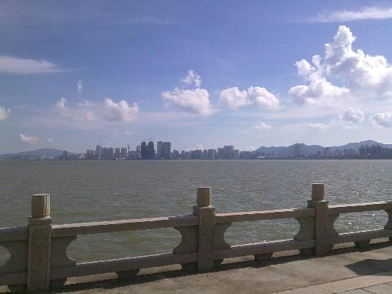 Zhuhai Lovers' Road: 情侣路啊