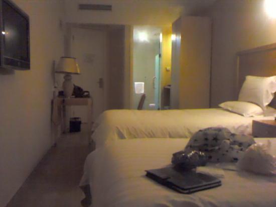 FX Hotel Shanghai North Bund: 房间
