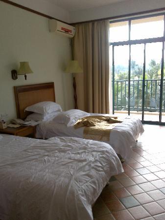 Baijin Holiday Hotel : 标准双人间(3#楼)