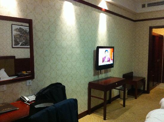 Xinshouchuang Hotel: 房间