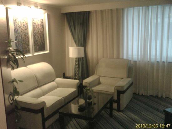 Jinma Hotel: 金码头suite