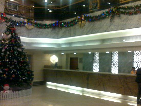 Shi Wan Hotel: 酒店大堂