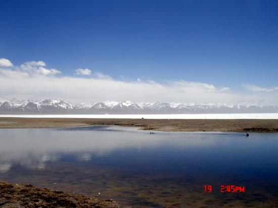 "Tibet, Cina: 天湖""纳木错"""