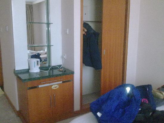 Jinglin Hotel: 201012301675