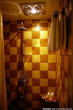 Puyiju Bailu No.10 Hostel : 浴室
