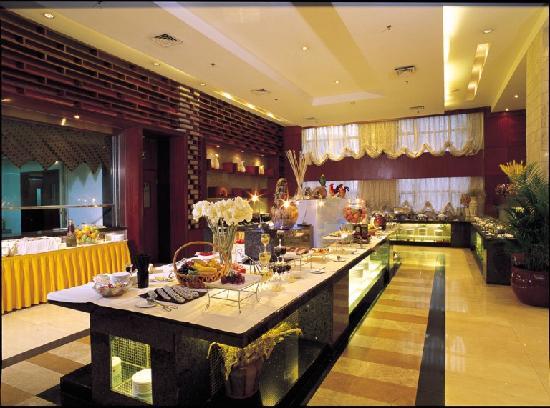Grand Royal Hotel: 酒店西餐厅