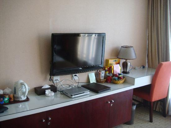 Shihao Holiday Hotel: 电视