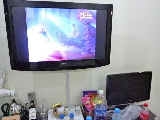 Hanoi Ciao Hotel: 电视