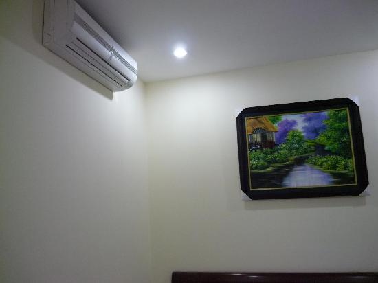 Hanoi Ciao Hotel: 卧室