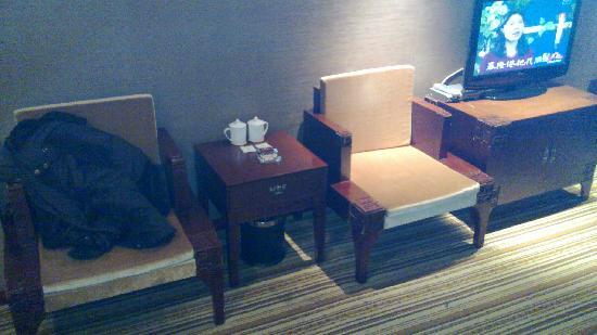 Yinglize Hotel: 休息区