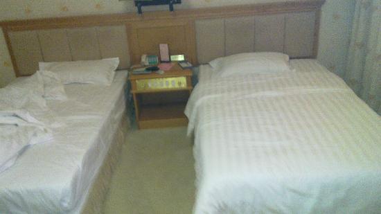 Sha Hu Binguan : 床