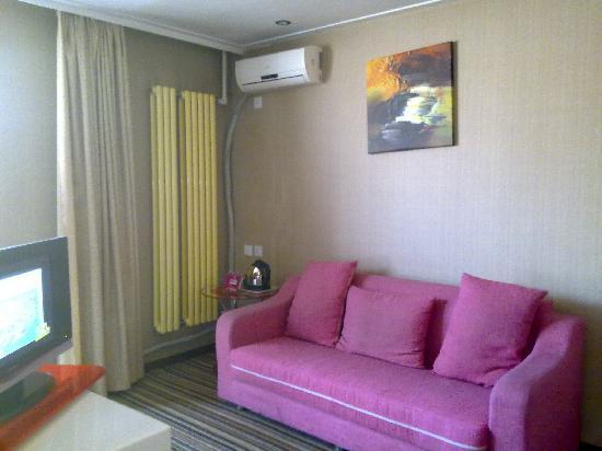 Zhuoyue Inn (Harbin Tongjiang Street): 20110103082