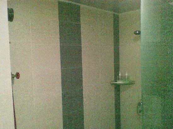 Leju Hotel Dongguan Dalingshan: 厕所