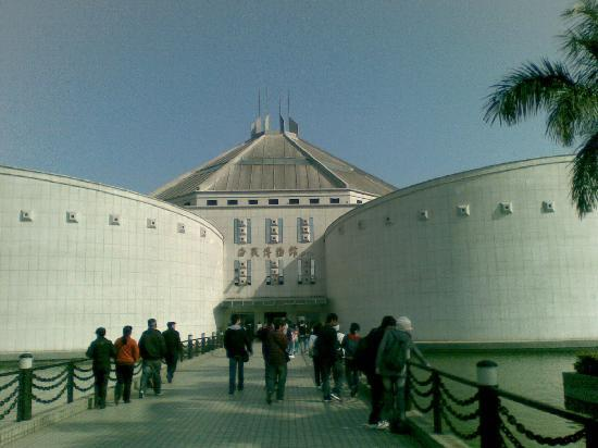 Humen Naval Museum: 20091122(010)