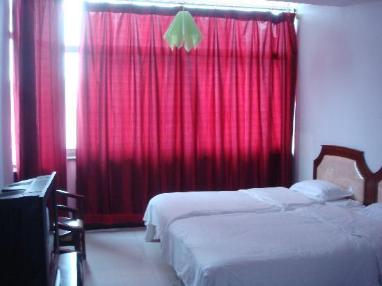 Jinri Hotel: 房间