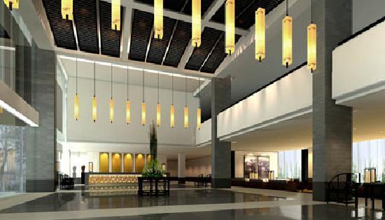 Yunmeng Hotel : 云梦宾馆大堂图片