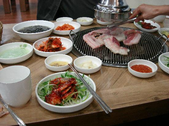 Seoul, South Korea: 韩式烤肉
