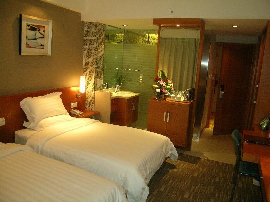 Longteng Grand Hotel : 行政标准间