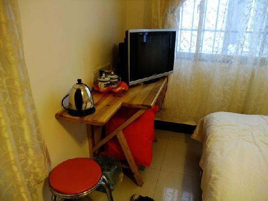 Sha'ouju Hostel: 一应俱全。