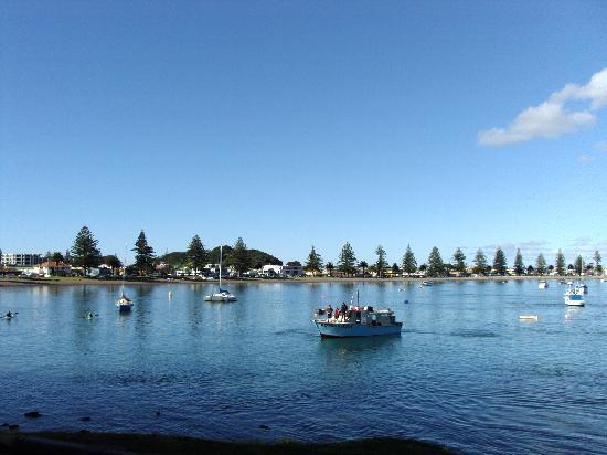 Tauranga, New Zealand: 海@Mt.Maunganui