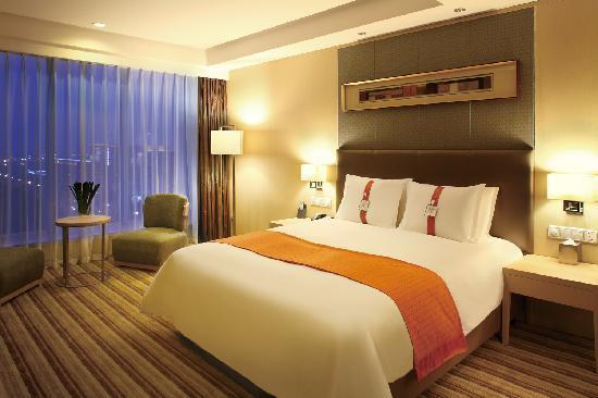 โรงแรมฮอลิเดย์อินน์ชิงเต่าพาร์ควิว