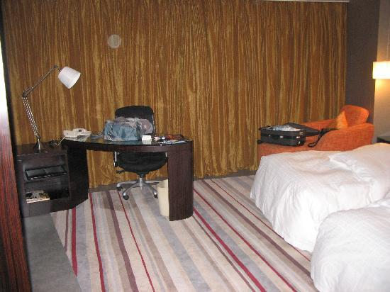Hong Fu Hotel : 设施还可以